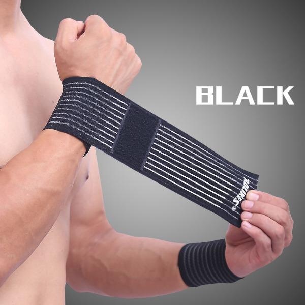 Băng quấn cổ tay, dây quấn cổ tay SPORTY phụ kiện tập GYM bảo vệ cổ tay hạn chế chấn thương