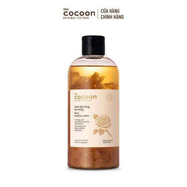 Nước Tẩy Trang Hoa Hồng Cocoon 300ml giá rẻ