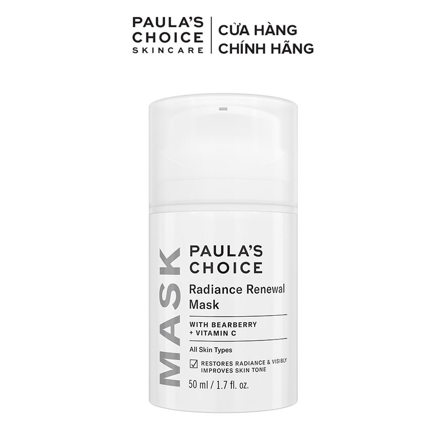 Mặt nạ đều màu da Paula's Choice Radiance Renewal Mask 50ml