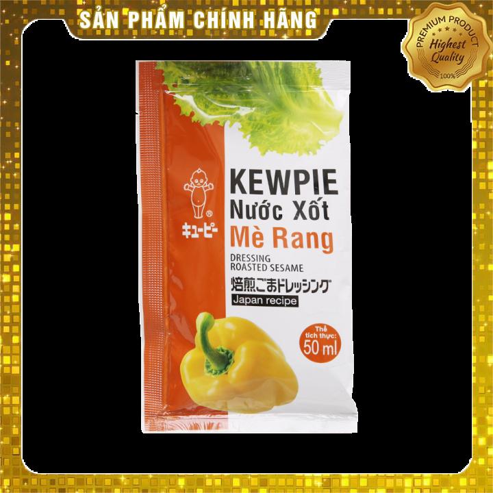 Gói Xốt Salad Mè Rang Kewpie Gói 15ml
