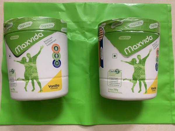 Combo mua 1 lon tặng 1 lon Maxvida 200gr Sữa dinh dưỡng Date T9/2020