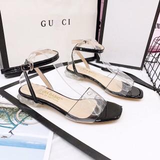 giày 55 sandal quay hai khóa vuông thumbnail
