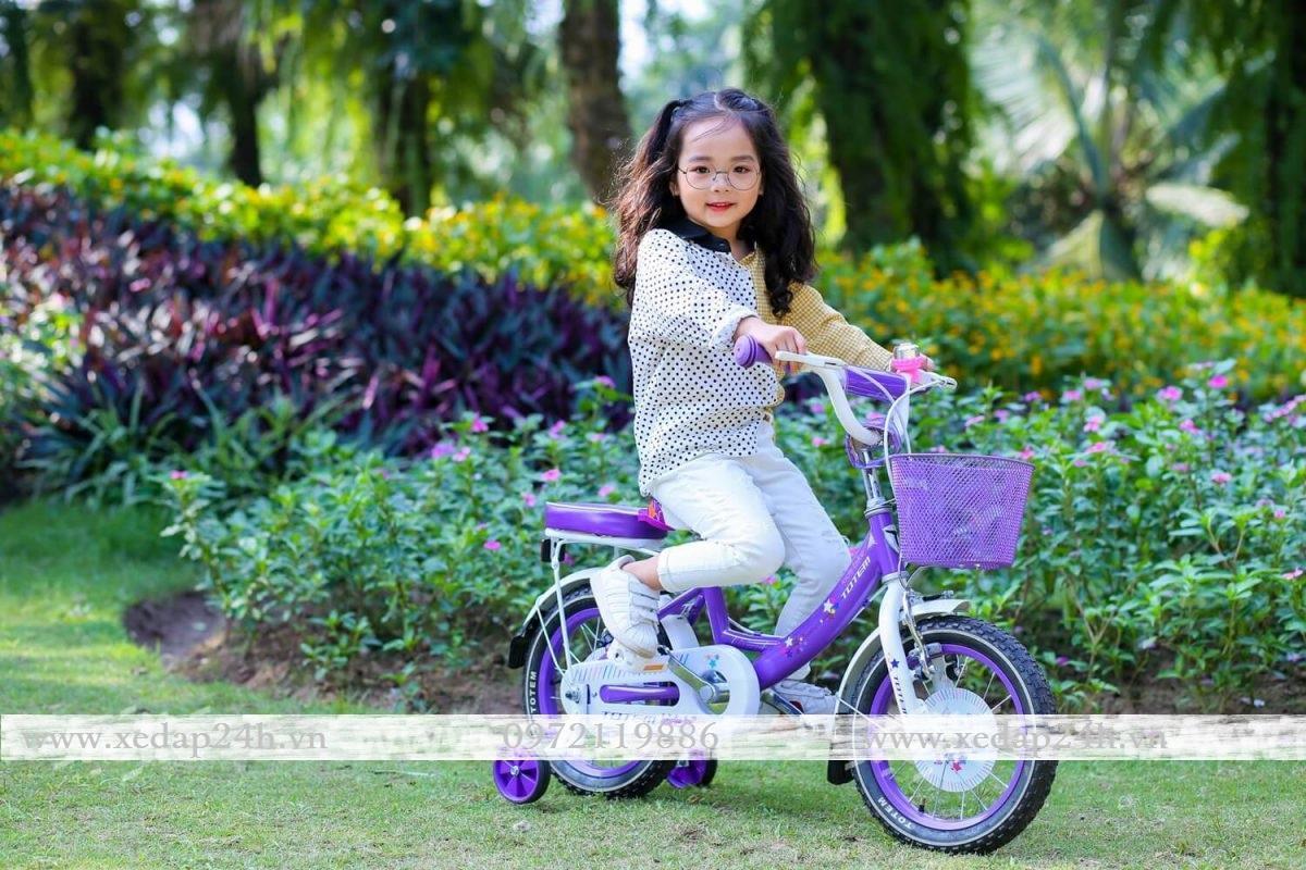 Mua xe đạp trẻ em  TOTEM ANGEL 14″ (3-6 tuổi)