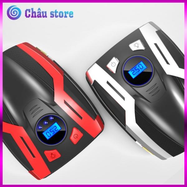 [ Giá Sốc ] Máy bơm lốp ô tô Rundong AC-980 - Phụ kiện ô tô xe hơi