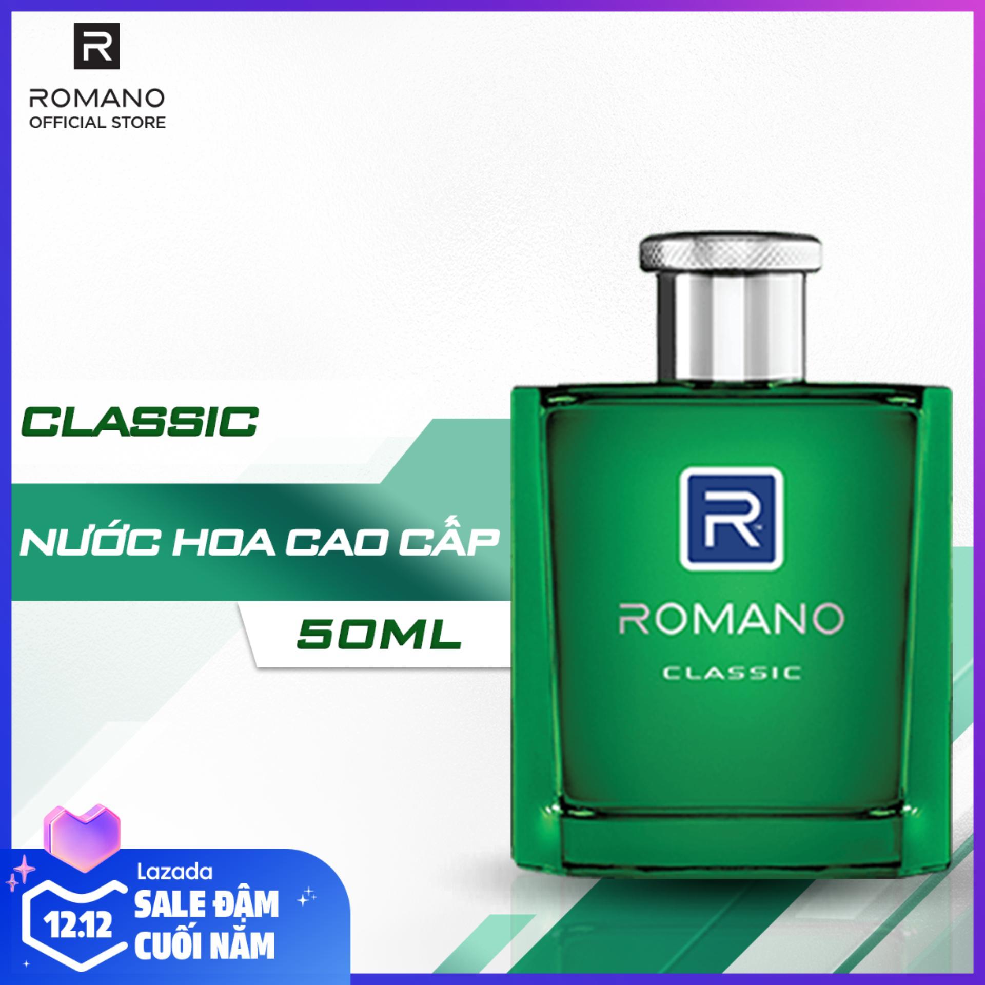 Nước hoa Romano Classic 50ml