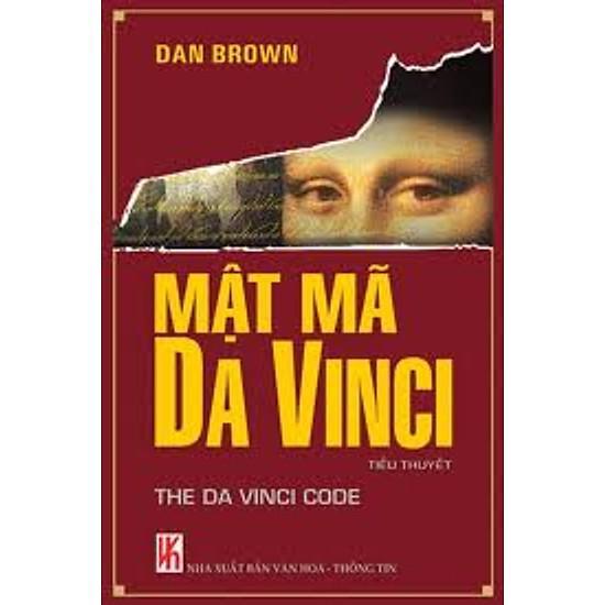 Mua Sách Hay Mật Mã Da Vinci