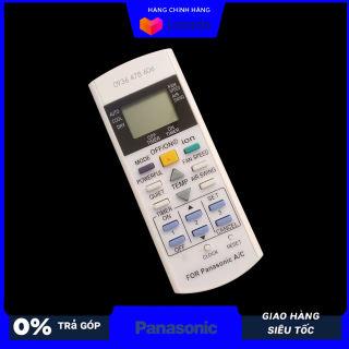 Remote điều khiển điều hòa Panasonic ion