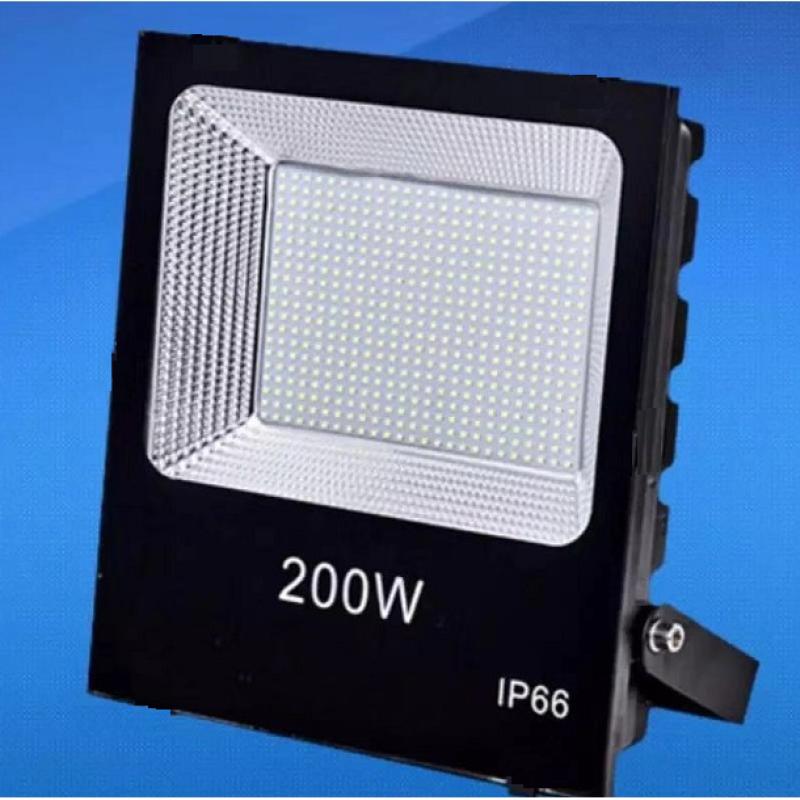 ĐÈN PHA 200W IP66 chống nước LED SÁNG TRẮNG