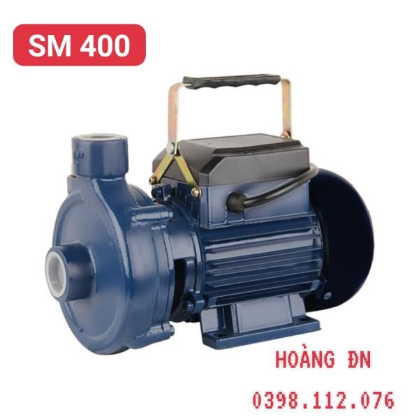 BƠM LY TÂM NHẬT BẢN (SM400)  - CÔNG SUẤT 370W- 100% DÂY ĐỒNG