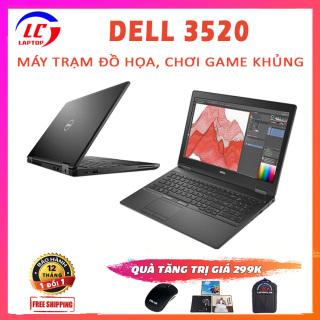 Máy Trạm Đồ Họa, Chơi Game Khủng Dell Precision 3520, i7-7700HQ, VGA NVIDIA Quadro M620-2G, Màn 15.6 FullHD IPS, Laptop Đồ Họa, Laptop Gaming thumbnail