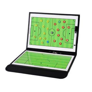 Bảng chiến thuật bóng đá gấp (Kèm bút dạ) Bảng sơ đồ chiến thuật đá bóng,đá banh thumbnail