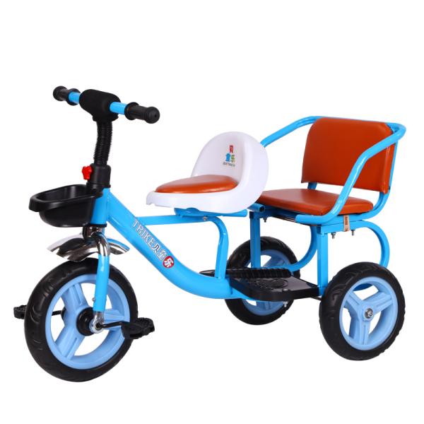 Phân phối Xe đạp 3 bánh xích lô trẻ em SYD-6622 (Cho Bé 1-5 tuổi)