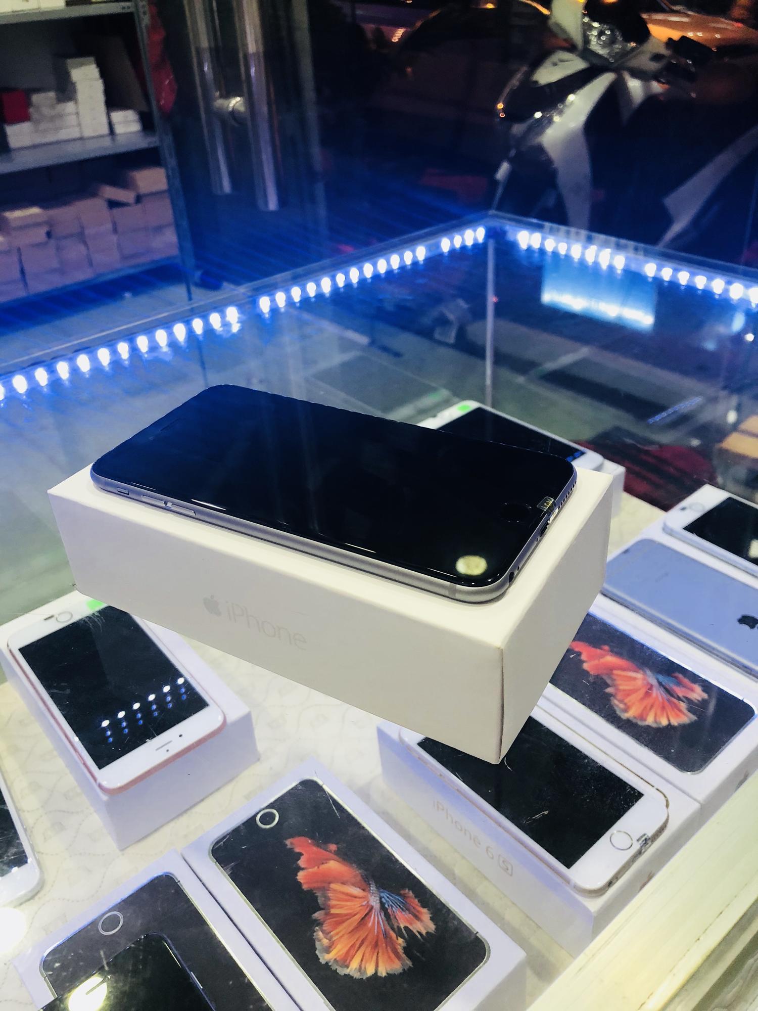 Mã Khuyến Mãi tại Lazada cho APPLE IPHONE 6S PLUS  MỚI NGUYÊN ZIN_ QUỐC TẾ FULLBOX