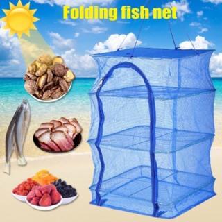 Túi lưới 4 tầng bằng PE chuyên dụng phơi khô thực phẩm thumbnail