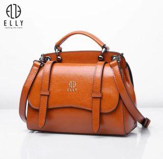 Túi xách nữ cao cấp da thật ELLY ET54 thumbnail