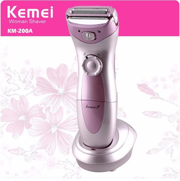 Máy cạo lông toàn thân Kemei KM-200A