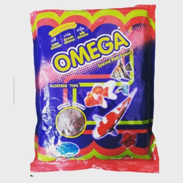 Thức Ăn Cho Cá Cảnh OMEGA H To 1kg