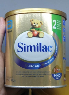 Thanh Lý Date 08 2021 Sữa bột Similac HMO IQ 2 (400g) thumbnail