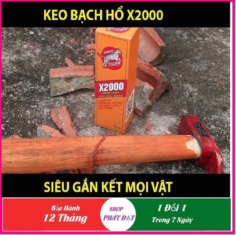 Keo dán đa năng siêu dính X2000 dán được mọi vật liệu Keo dán gỗ, thủy tinh, kim loại, sắt, gốm sứ, nhựa
