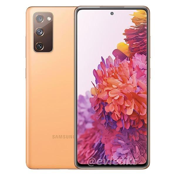 Điện thoại Samsung Galaxy S20 FE (8GB/128GB) Màn hình Super AMOLED 6.5-inchs FullHD+, Chip 8 nhân chơi Game mạnh mẽ, Pin 4500mAh, Bộ 3 Camera 12+12+8MP siêu nét - Hàng Chính Hãng - Bảo hành 12 tháng