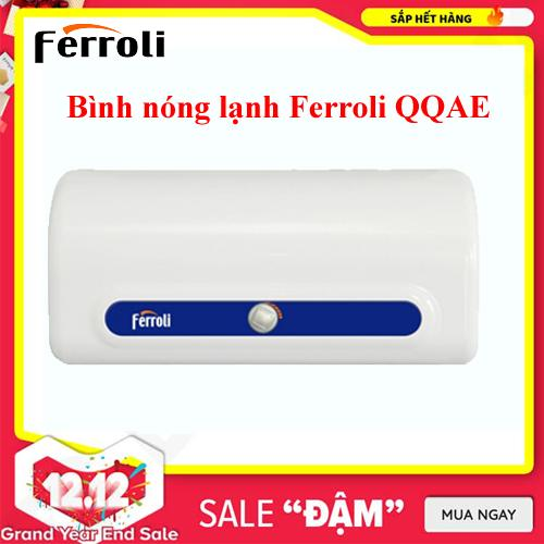 Bảng giá Bình nóng lạnh Ferroli QQ  Evo AE 20L
