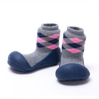 Giày tập đi cho bé Attipas ARGYLE PA03 Hàn Quốc (NAVY) thumbnail