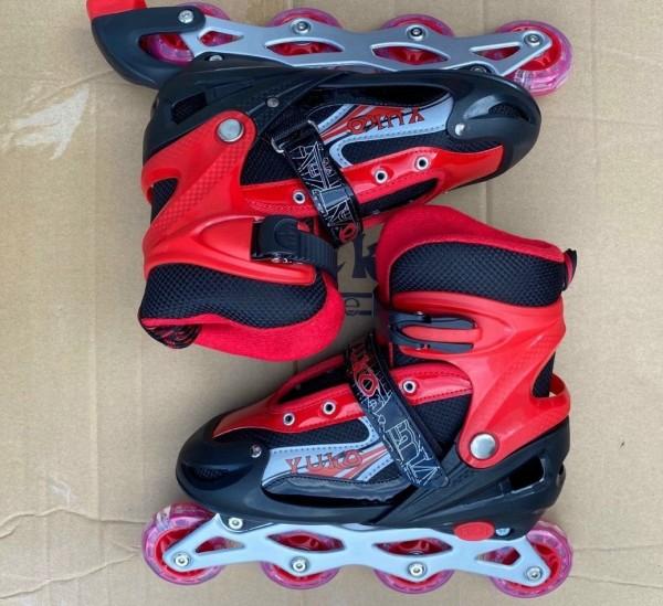 Mua Giày trượt patin cao cấp đỏ đen