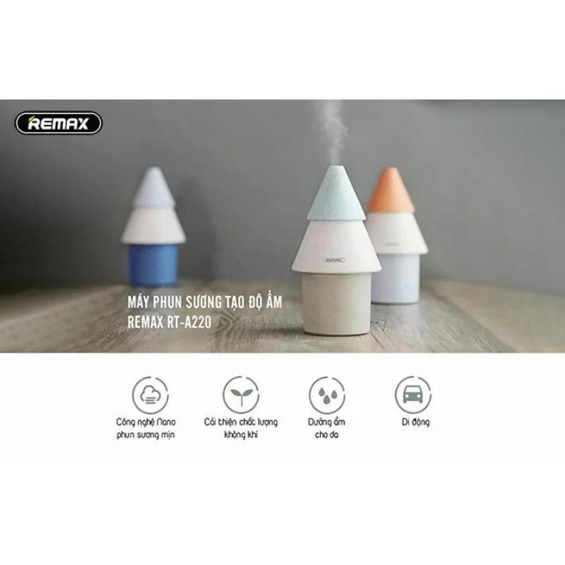 Bảng giá Máy phun sương tạo ẩm Remax RT-A220 hình ngôi nhà tí hon độc đáo