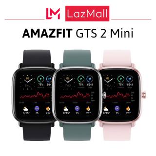 Đồng hồ thông minh Huami Amazfit GTS 2 Mini phiên bản quốc tế có Tiếng Việt [ Hàng mới 100% Bảo hành 12 tháng Giao toàn quốc] thumbnail
