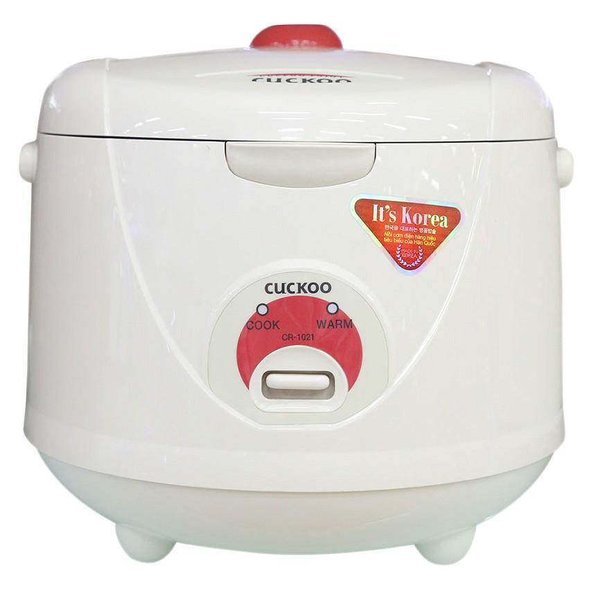 Nồi cơm điện Cuckoo CR-1021 - 1.8 lít
