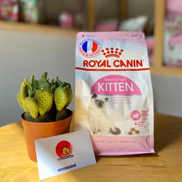 Thức ăn cho mèo Royal Canin Kitten - nhập khẩu chính hãng
