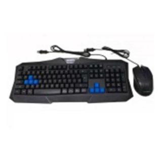 [HCM]Bộ bàn phím và chuột có dây chơi Game Rdrags X168 (Đen) thumbnail