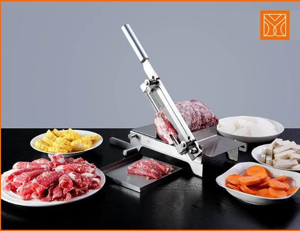 Dụng Cụ Cắt Thịt Gà, Thái Thịt đông Lạnh Foodcom - Bản Tiêu Chuẩn By Dao Thái Thịt đa Năng Foodcom.