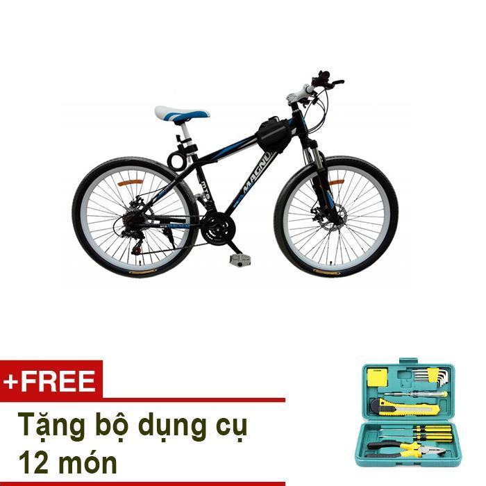 Mua Xe đạp thể thao Air Bike A030 + Tặng bộ dụng cụ 12 món