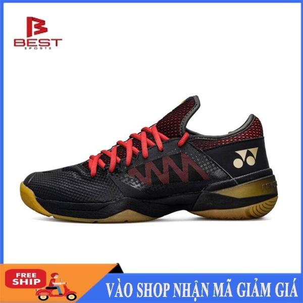Giày cầu lông nam Yonex 3 màu Đen, trắng xanh, đen tím , giày chống lật cổ chân,chơi được sân bê tông-giày thể thao-giày đánh bóng chuyền