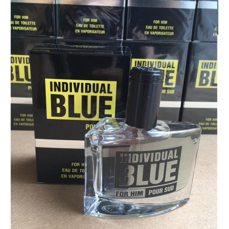 Bộ 2 Nước Hoa Nam Individual Blue Pour Sud 50ml ( Đen)