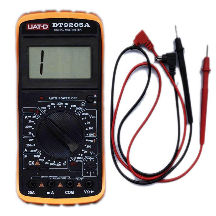 Đồng hồ đo vạn năng Digital UAT-D DT9205A