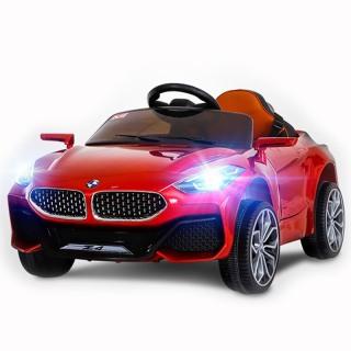 Ô tô điện trẻ em BMW Z4 YT6688 2 chế độ tự cho bé tự lái và điều khiển từ xa, 2 ắc qui 6V, 2 động cơ ( ĐỎ - TRẮNG - CAM ) Bảo hành 6 tháng thumbnail