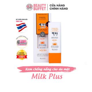 Kem chống nắng cho da mặt Scentio Milk Plus Encapsulate UV Protection SPF50+ PA+++ 30g thumbnail