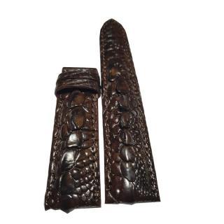 Dây đồng hồ gai tay cá sấu Ruby Luxury độc đáo tặng kèm 6 lưỡi dao cạo râu trị giá 60.000 đ thumbnail