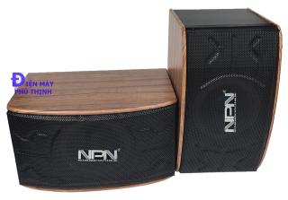 Loa karaoke LOA nghe nhạc NPN PT2T âm thanh hay giá rẻ karaoke hay tặng 10 mét dây 1.5mm thumbnail