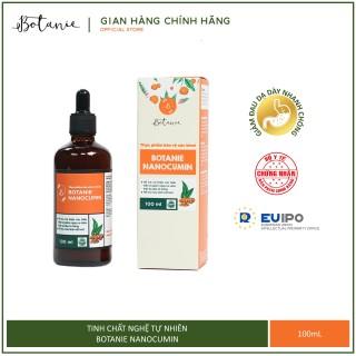 Tinh nghệ nano Botanie Nanocumin - Giảm đau dạ dày, hỗ trợ mau lành vết loét dạ dày, tá tràng thumbnail