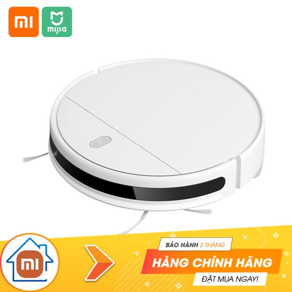 Robot Xiaomi Vacuum Mop Essential hút bụi lau nhà (Phiên bản quốc tế Chính Hãng)