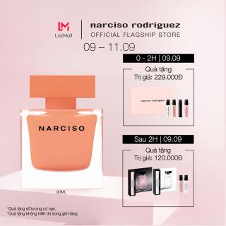 Nước hoa nữ Narciso Rodriguez Narciso Eau De Parfum Ambrée 90ml thumbnail