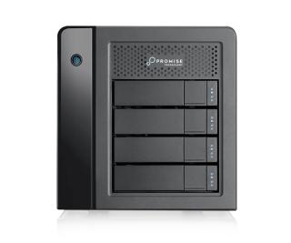 Promise Pegasus3 R4 16TB Thiết bị lưu trữ thunderbolt Raid (4 x 4tb) Hàng chính hãng thumbnail