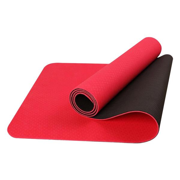 Thảm Yoga Cao Cấp 2 Lớp Tt - Mart (6Mm)
