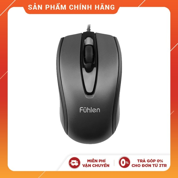 Giá Chuột Văn Phòng Có Dây Fuhlen L102- Hàng Chính Hãng