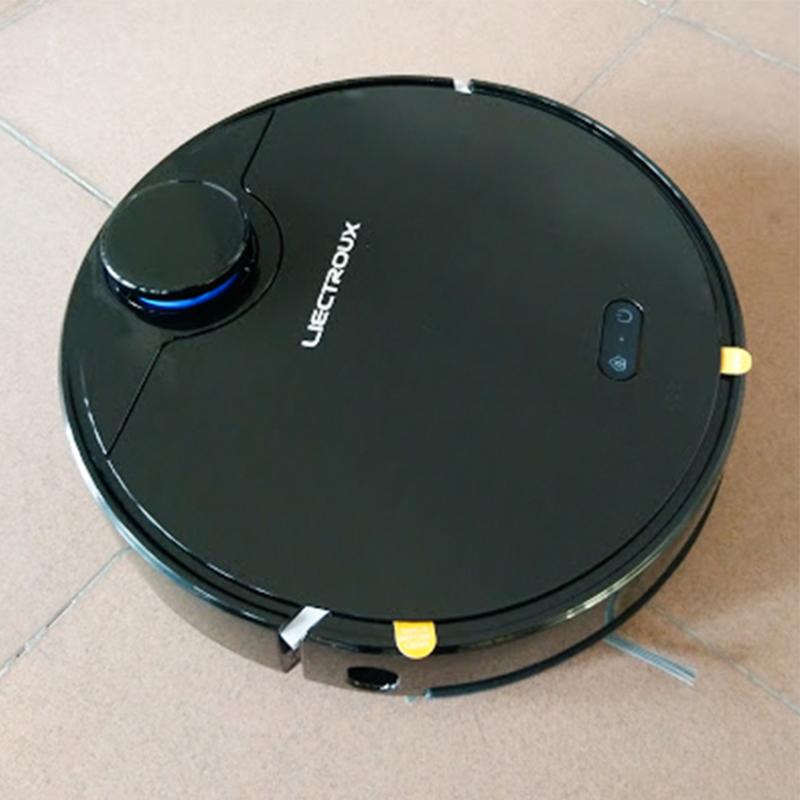 Robot hút bụi lau nhà Liectroux ZK901 hàng mới 100% bảo hành 12 tháng