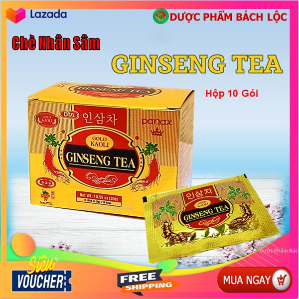[Combo 10 gói] Trà Sâm GoldKaoli , trà sâm hàn quốc Gold Kaoli tăng cường sức đề kháng