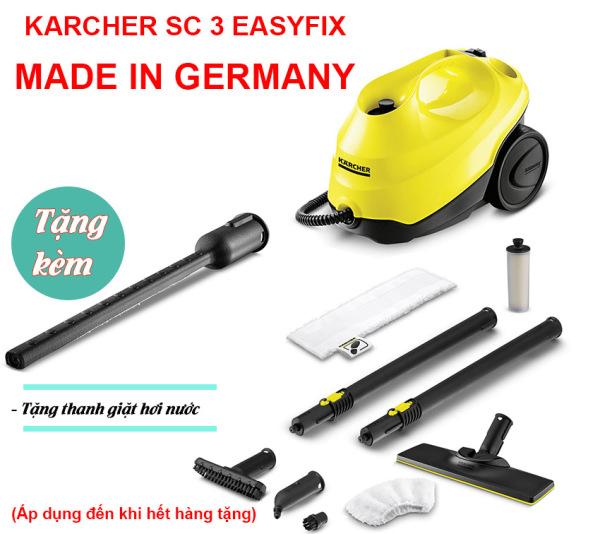 [HCM]Máy làm sạch bằng hơi nước Karcher SC 3 EasyFix (1.513-110.0)